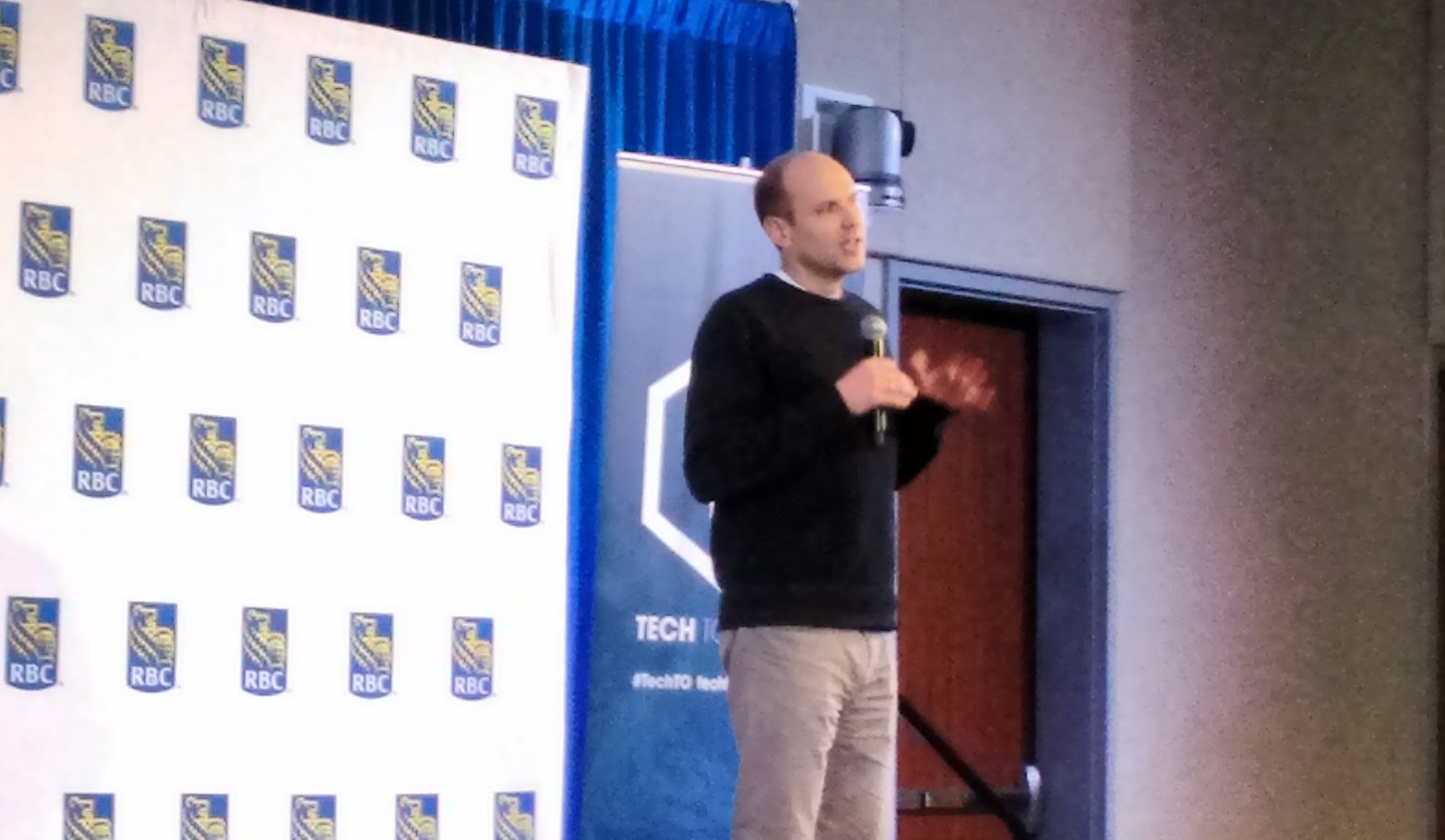 Mike McDerment - FreshBooks - TechTO